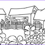 Nature Coloring Pages For Adults New Collection Printable Nature Coloring Pages For Kids