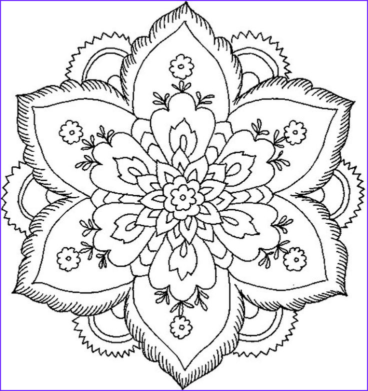 Nature Coloring Pages for Adults New Gallery Beautiful Coloring Pages for Adults