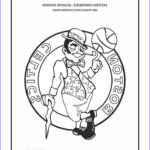 Nba Coloring Book Beautiful Collection 32 Best Nba Teams Logos Coloring Pages Images On Pinterest