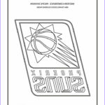 Nba Coloring Book Best Of Image Cool Coloring Pages Nba Basketball Clubs Logos Western
