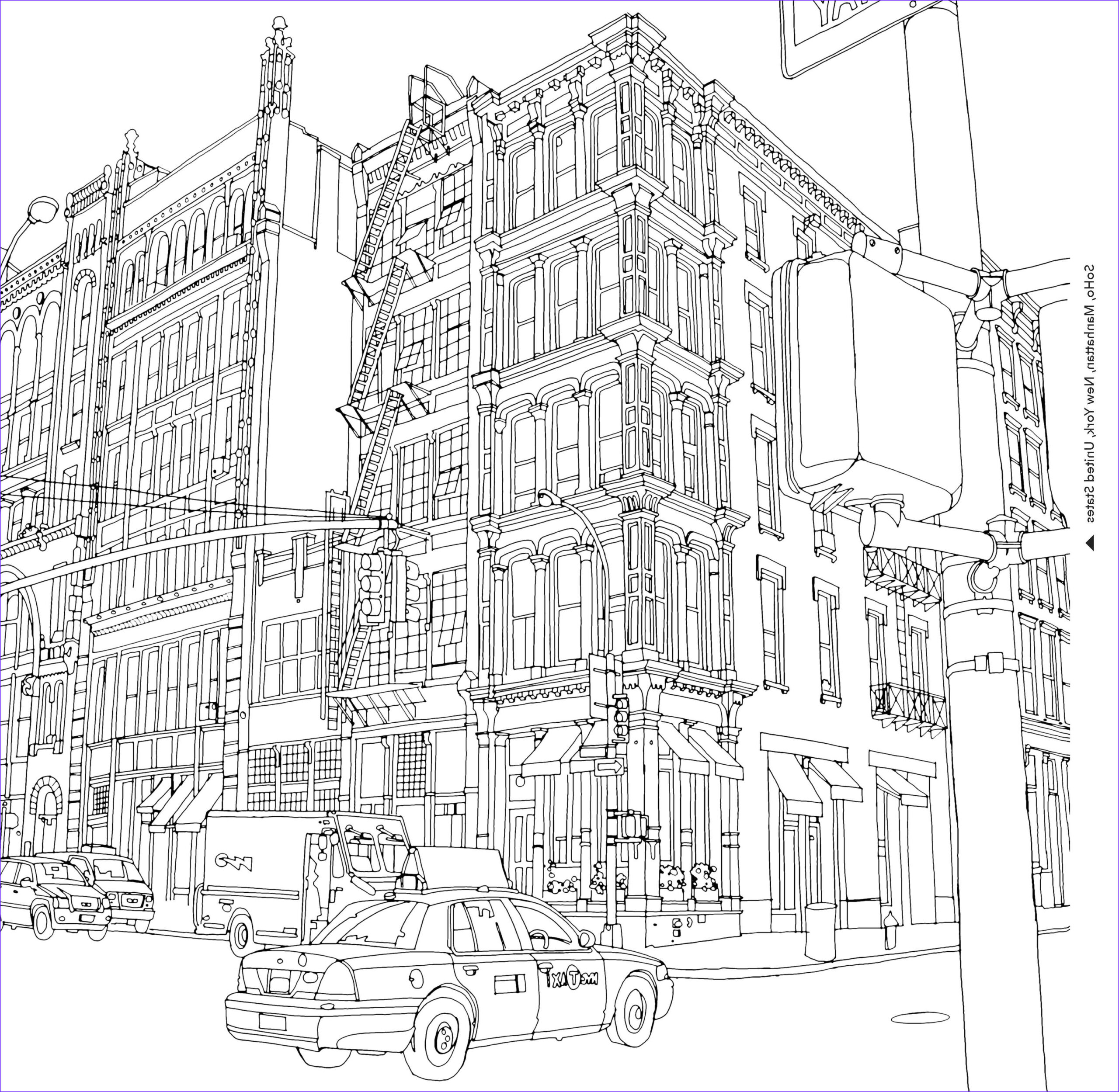 the surprising popularity of an urban themed coloring book