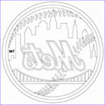 New York Yankees Coloring Beautiful Collection New York Mets Coloring Pages At Getcolorings