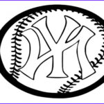 New York Yankees Coloring Cool Images Daddy Yankee Coloring Pages