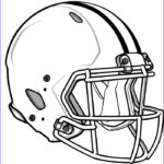 Nfl Helmets Coloring Pages Awesome Stock Nfl Football Helmet Coloring Pages