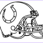 Nfl Helmets Coloring Pages Beautiful Gallery Helmet Colts Indianapolis Coloring Pages Football