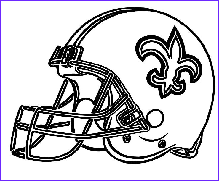 Nfl Helmets Coloring Pages Cool Photos Football Vt Helmet for Football Coloring Pages Trendy