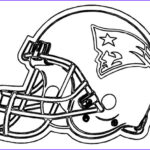 Nfl Helmets Coloring Pages New Stock Football Helmet Patriots New England Coloring Page