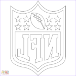 Nfl Logos Coloring Pages Beautiful Photos Nfl Logo Coloring Page