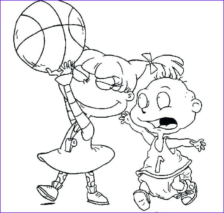 nick coloring pages
