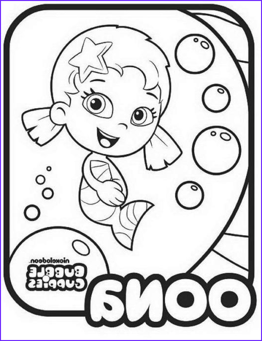 Nickelodeon Coloring Books Awesome Image Bubble Guppies Nickelodeon Coloring Pages Coloring Pages