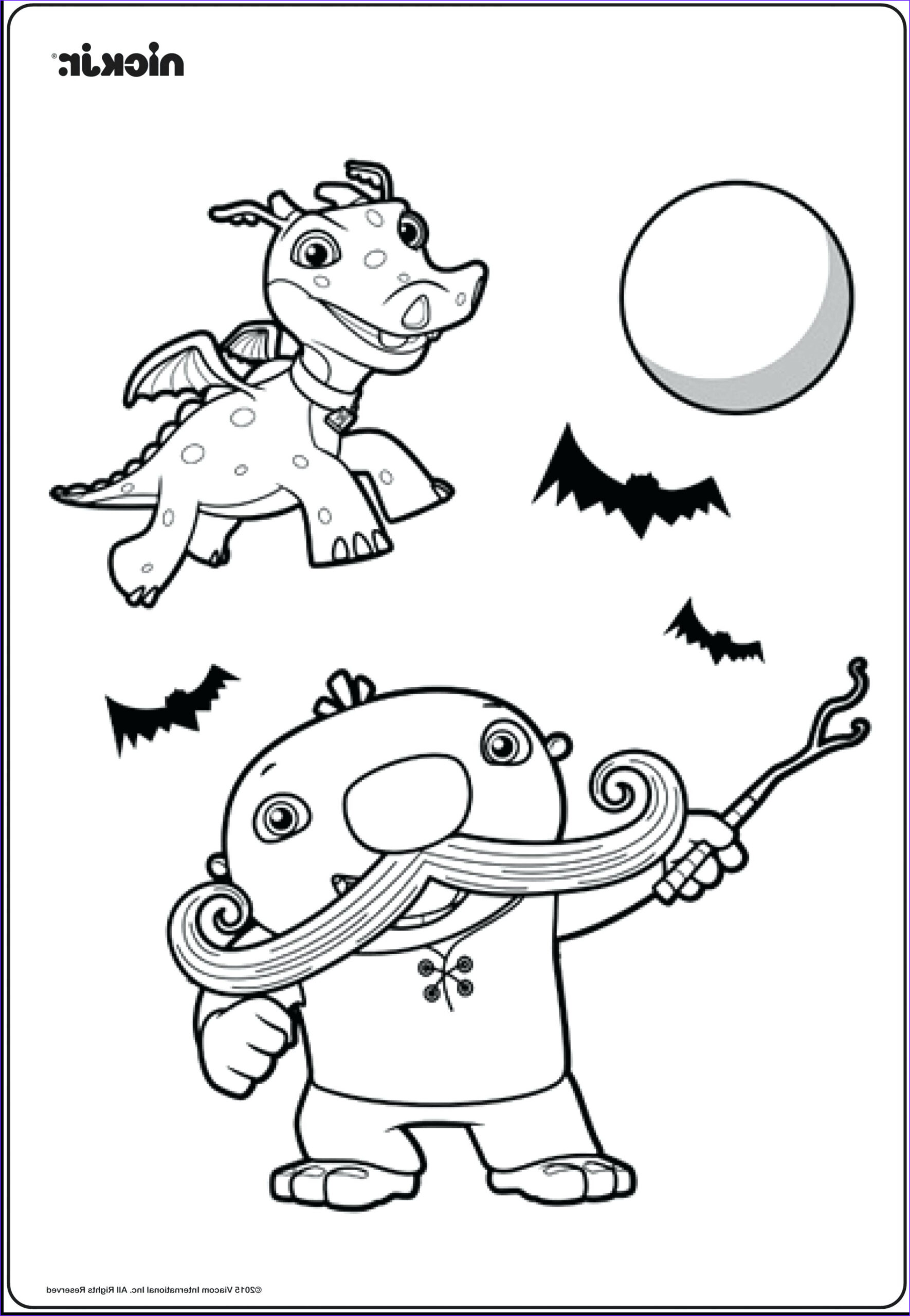 Nickelodeon Coloring Books Awesome Stock Nickalodeon Coloring Pages to Print