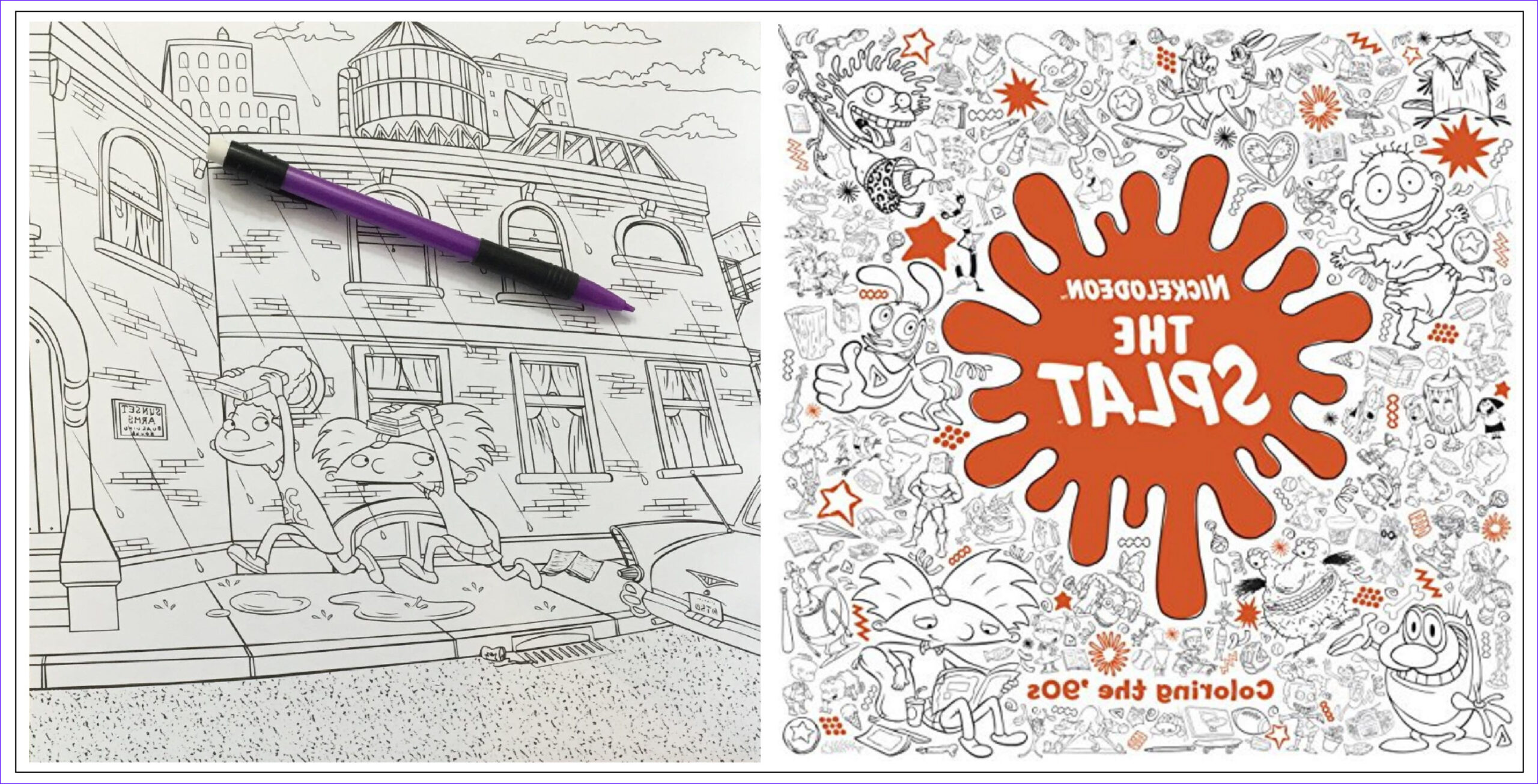 Nickelodeon Coloring Books Beautiful Photography 12 Unique Adult Coloring Books You Need to Try Out now