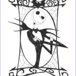 Nightmare Before Christmas Coloring Book Awesome Image Free Printable Nightmare Before Christmas Coloring Pages