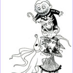 Nightmare Before Christmas Coloring Book Awesome Images Download Nightmare Before Christmas Coloring Pages