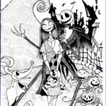 Nightmare Before Christmas Coloring Book Best Of Images Free Printable Nightmare Before Christmas Coloring Pages