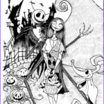 Nightmare Before Christmas Coloring Book Cool Photography Jack Skellington Coloring Pages Halloween Free Printable