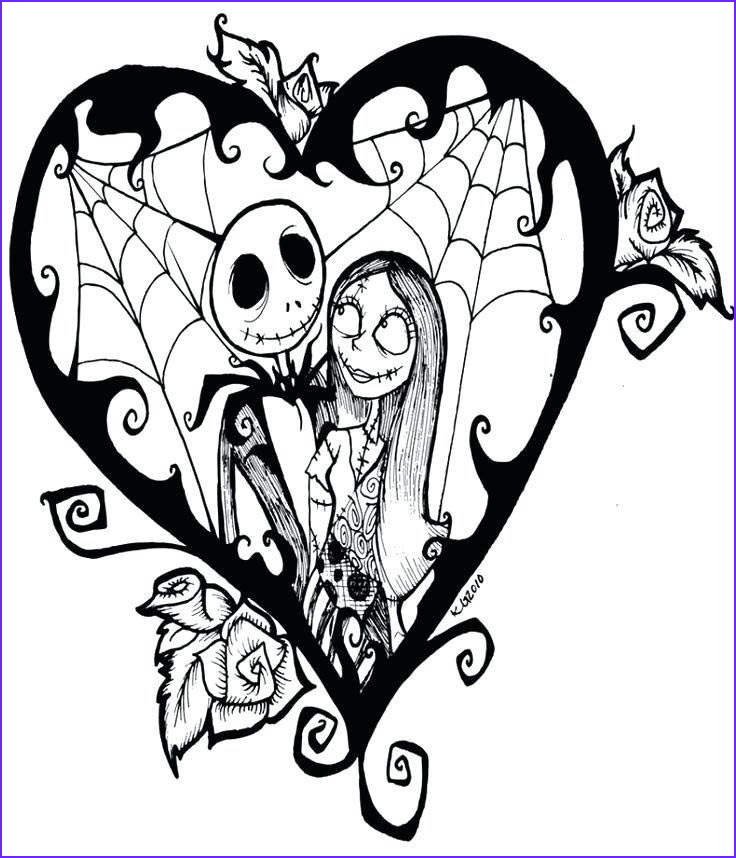 Nightmare before Christmas Coloring Book Cool Photography Nightmare before Christmas Jack Skellington Coloring Pages