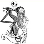 Nightmare Before Christmas Coloring Book New Images Free Printable Nightmare Before Christmas Coloring Pages
