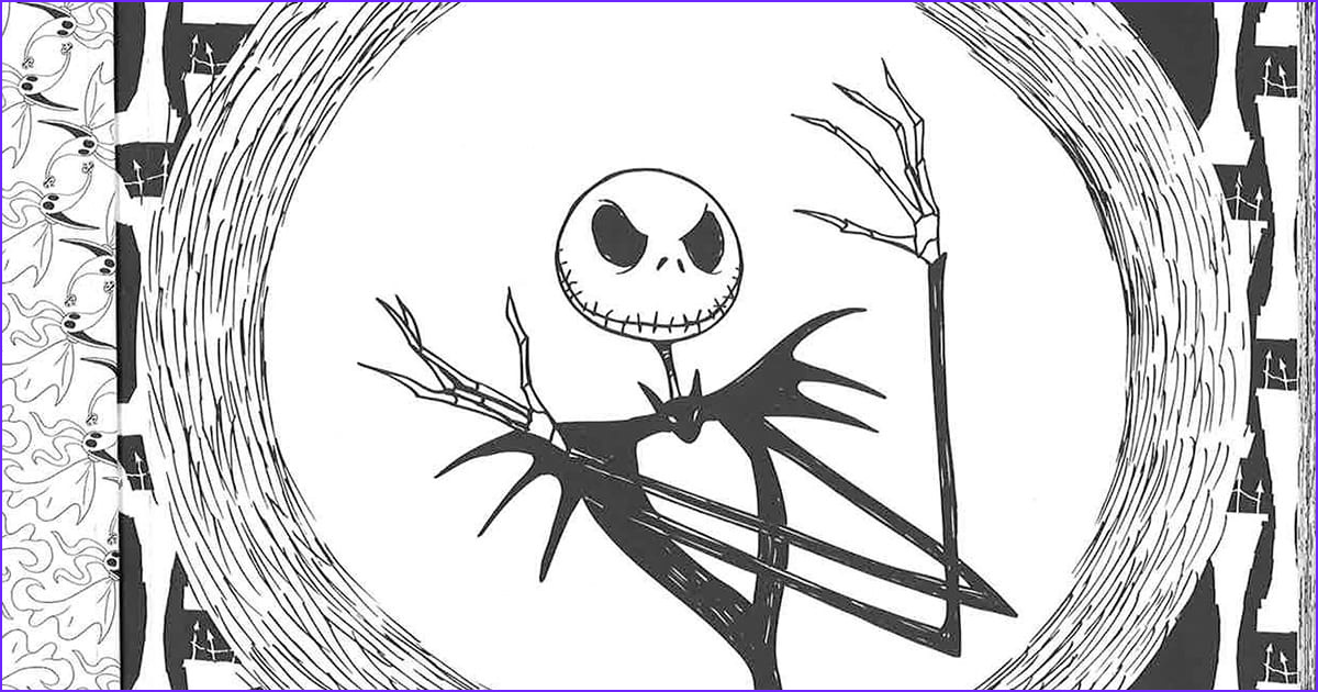 item of the day this nightmare before christmas coloring book is the best