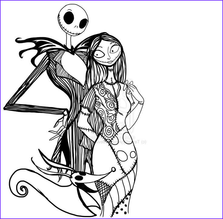 Nightmare Before Christmas Coloring Pages Cool Photography Free Nightmare Before Christmas Coloring Pages Printable