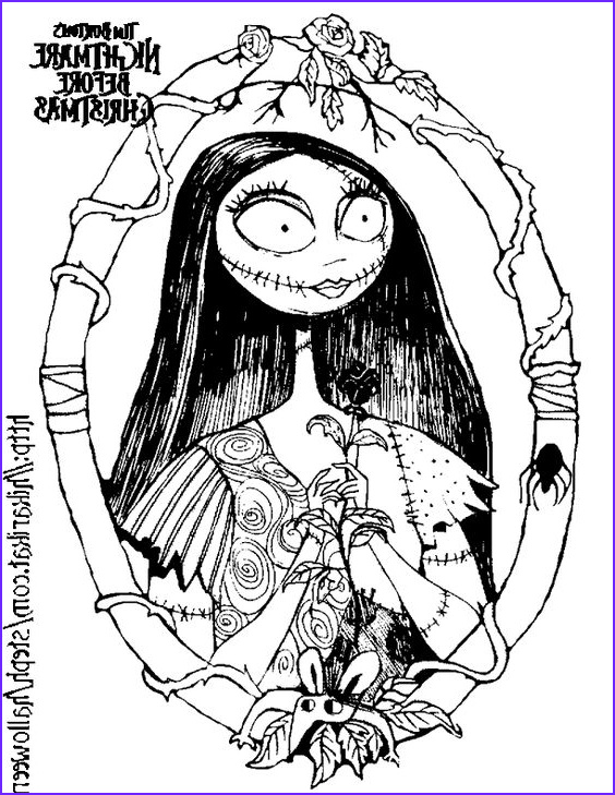 Nightmare before Christmas Coloring Pages Inspirational Photos Coloring Nightmare before Christmas and the Nightmare