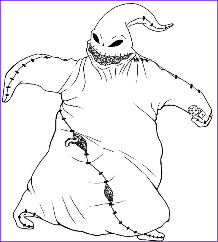 Nightmare before Christmas Coloring Pages Luxury Stock 19 Best Nmbc Coloring Pages Images On Pinterest