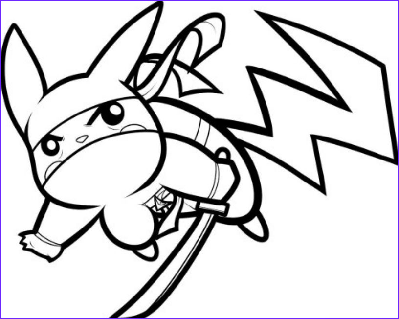 attractive ninja coloring pages kids activity