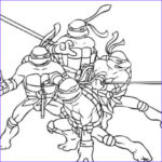 Ninja Turtle Coloring Awesome Images Print & Download The Attractive Ninja Coloring Pages For