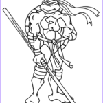 Ninja Turtle Coloring New Gallery Ninja Turtle Coloring Pages For Kids