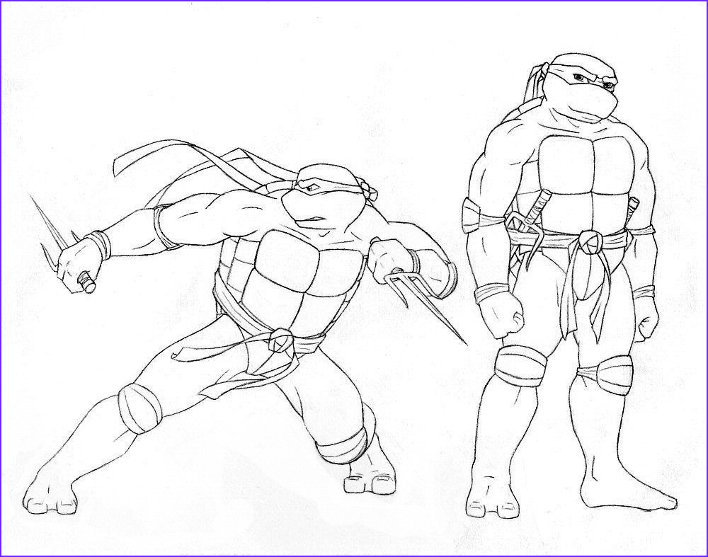 Ninja Turtle Coloring Pictures Best Of Stock Ralph Ninja Turtle Coloring Page Free