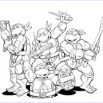 Ninja Turtles Coloring Pages Cool Collection Teenage Mutant Ninja Turtles Coloring Pages