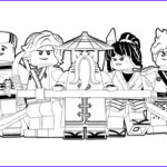Ninjago Coloring Book Luxury Photos The Lego Ninjago Movie Coloring Pages To And