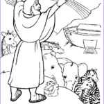 Noah Coloring Page Awesome Image Dcfi Line Kidzone Coloring Pages