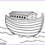Noah Coloring Page Best Of Images Noah Ark Coloring Page
