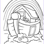 Noah Coloring Page Luxury Stock Noah