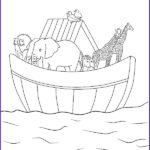 Noah's Ark Coloring Page Awesome Gallery 27 Noah S Ark Printable Coloring Pages Printable