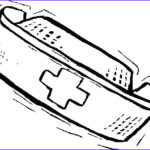 Nursing Coloring Books Luxury Image First Aid Kit Coloring Page At Getcolorings