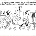 Obedience Coloring Page Awesome Photography Obe Nce For Kids