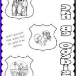 Obedience Coloring Page Beautiful Collection 8 Best I Can Be Obe Nt Images On Pinterest