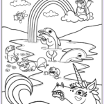 Obedience Coloring Page Beautiful Photos Coloring Page For Kids Obe Nce