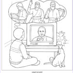 Obedience Coloring Page Inspirational Photos Obe Nce Coloring Page Coloring Home