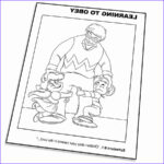 Obedience Coloring Page Luxury Images Obe Nce Coloring Pages It Pays Free Printable Coloring