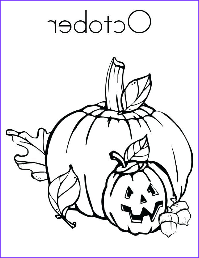October Coloring Pages Beautiful Photos October Coloring Pages School Fall Units