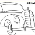 Old Car Coloring Pages Beautiful Photos Classic Car