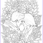 Once Upon A Time Coloring Pages Beautiful Stock Ce Upon A Time Adult Colouring Pages Captain Swan & Outlaw