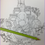 Once Upon A Time Coloring Pages Inspirational Collection Ce Upon A Time Coloring Book Review