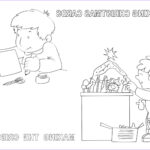 Once Upon A Time Coloring Pages Inspirational Stock Ce Upon A Time In Europe Christmas Coloring Pages