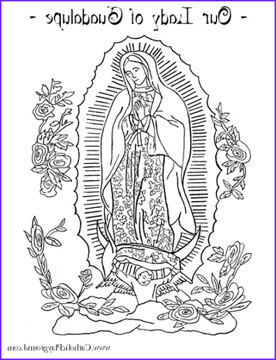 Our Lady Of Fatima Coloring Pages Awesome Image Our Lady Of Fatima Coloring Page