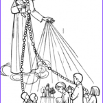 Our Lady Of Fatima Coloring Pages New Gallery Our Lady Clipart Clipground