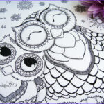 Owl Coloring Book Beautiful Photos Owl Colouring Pages And Printable Card 1 Red Ted Art S